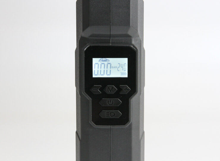 充電式携帯電動ポンプ  ELXEED BK1 Plus