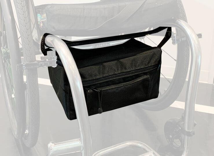 車いすアンダーバッグ[オープンフレーム用]