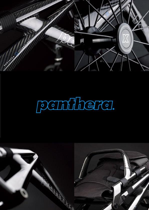 PANTHERA(パンテーラ)車いす カタログ