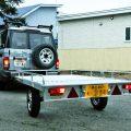 サントレックストレーラーのセットアップ作業から納車までの流れを赤裸々に公開!
