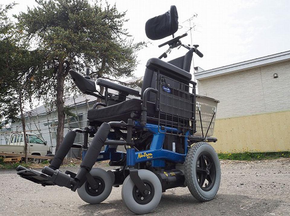 インバケア社製 電動車いす ニュートロン 納車