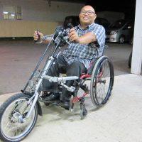ハンドバイク「シティ・コンフォート」納車!