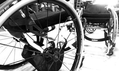 パンテーラ車いすの体験試乗会を開催しました