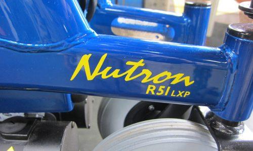 インバケア社製の電動車いす ニュートロン 納車