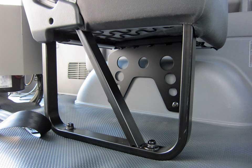ハイエース200系 和光工業 車いすKリフト架