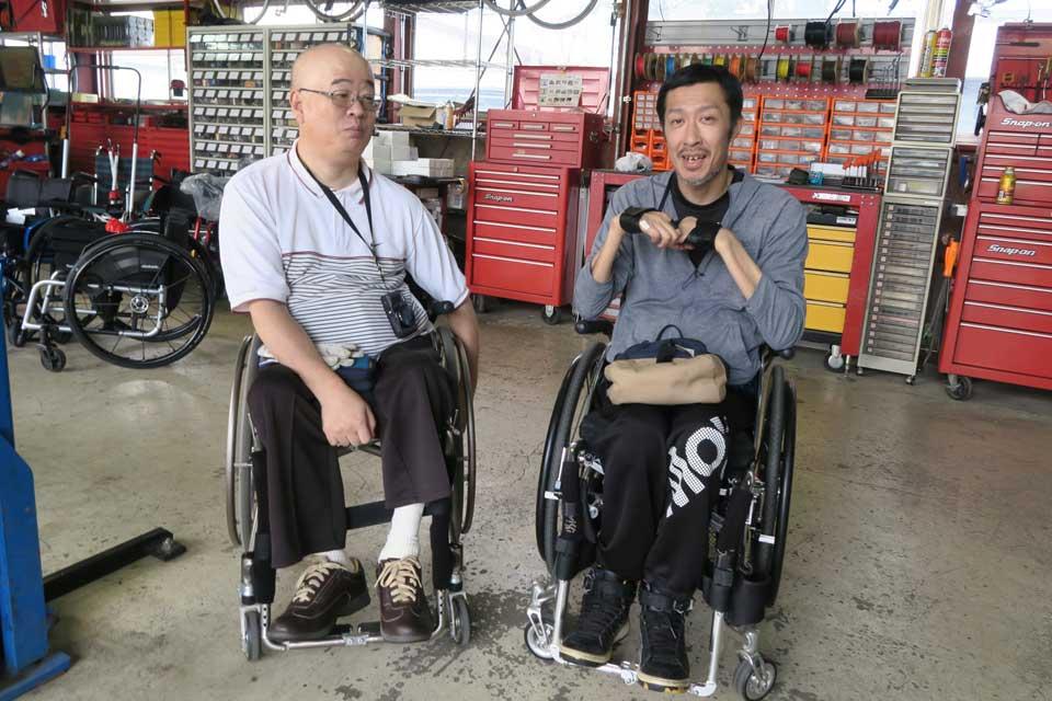 オットーボック車いすの体験試乗会が盛況のうちに終了しました♪