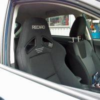 スバル・インプレッサに「RECARO(レカロ)シート」を装着させていただきました♪