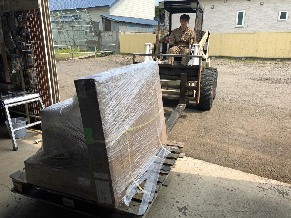 日本初!電動車いす収納装置「Joey Lift(ジョーイ・リフト)」をホンダ・オデッセイに装着しました!